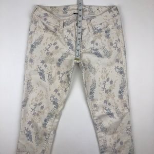 American Eagle Outfitters Jeans - AEO American Eagle Printed Jegging